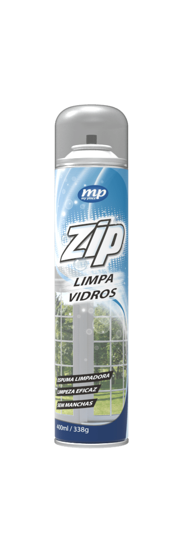 Limpa Vidros  Zip 400ml