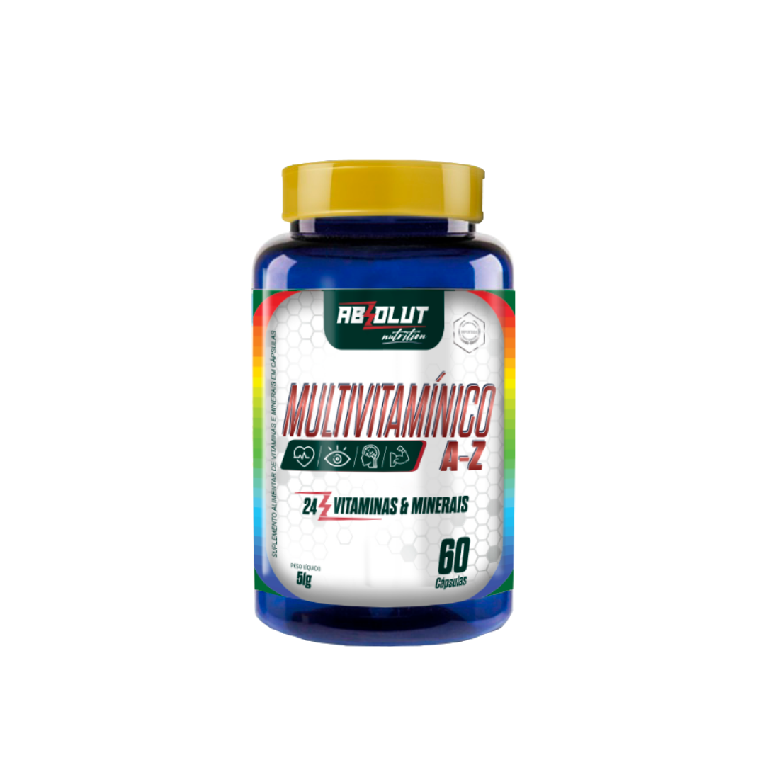 Multivitamínico 60 cápsulas Absolut Nutrition