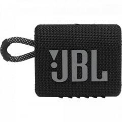 Caixa de Som Bluetooth 4W GO 3 Preta JBL