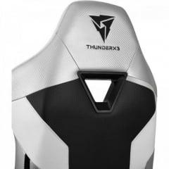 Cadeira Gamer TC3 All White THUNDERX3