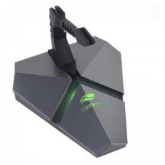 Mouse Bungee USB com HUB MB-200SI Preto C3TECH