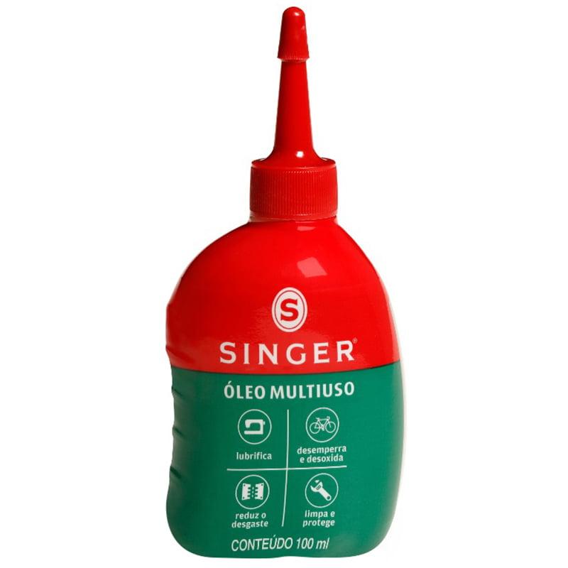 Óleo de Máquina Singer 100ml