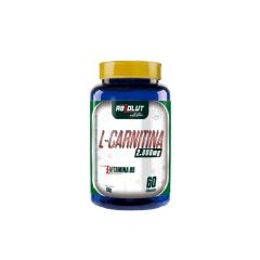 L-Carnitina 60 cápsulas Absolut Nutrition