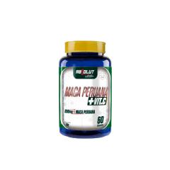 Maca Peruana + Vitamina C 60 Cápsulas Absolut Nutrition