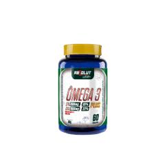 Ômega 3 Plus 60 Cápsulas Absolut Nutrition