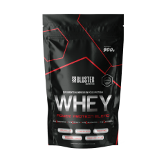 Whey Concentrado Blend 900g Bluster Nutrition